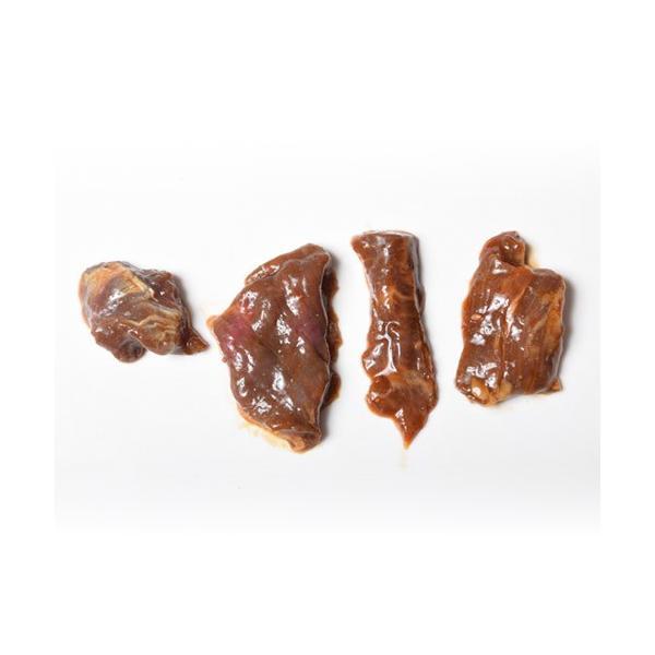 ハラミ 牛肉 ちょっと 訳あり タレ漬け牛ハラミ 500g×2袋 計1キロ 焼き肉 焼肉 切り落とし 送料無料 冷凍同梱可能|tsukiji-ichiba2|05
