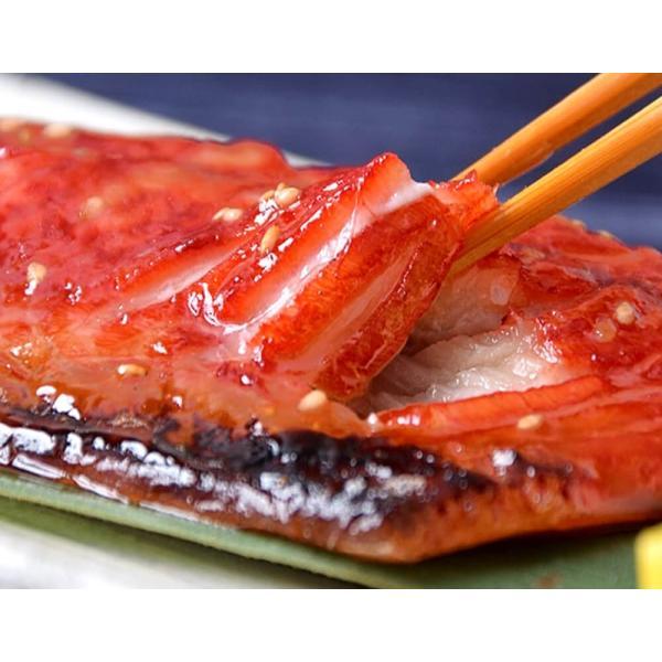 鯖 サバ さば みりん干し 総菜 骨取り済み 国産さばのさくらぼし 4枚入り×2パック (1枚あたり約95g) 真空パック おかず 干物 冷凍同梱可能 送料無料|tsukiji-ichiba2|04