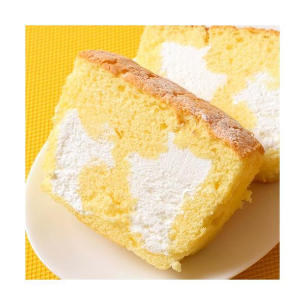 ケーキ シフォン 北海道 シフォンケーキ ミルクホイップ 1本(約400g) 冷凍 スイーツ アイス デザート お土産 送料無料|tsukiji-ichiba2|02