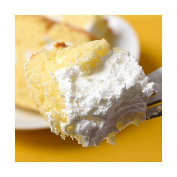 ケーキ シフォン 北海道 シフォンケーキ ミルクホイップ 1本(約400g) 冷凍 スイーツ アイス デザート お土産 送料無料|tsukiji-ichiba2|03