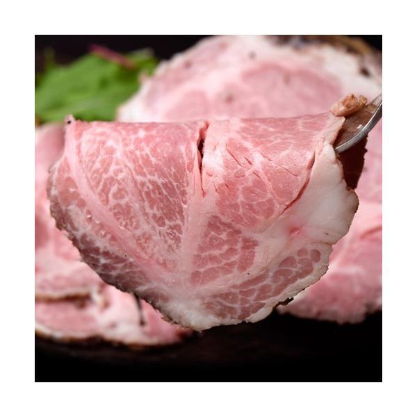 ギフト 肉 イベリコ豚 の ローストポーク (大サイズ) 850g以上 低温調理 豚肉 冷凍 送料無料 tsukiji-ichiba2 02