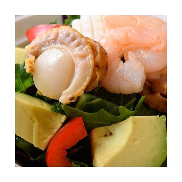 魚介 シーフードミックス さらりとシーフード いか ほたて えび 入り 1キロ 500g×2P 冷凍同梱可能|tsukiji-ichiba2|13