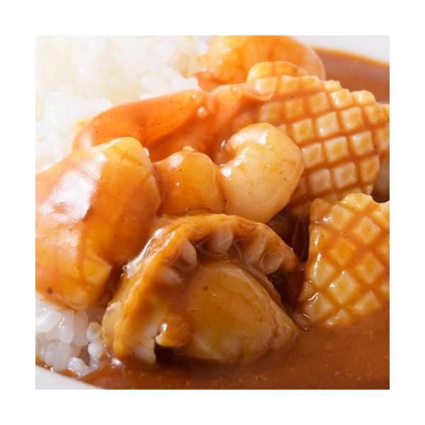 魚介 シーフードミックス さらりとシーフード いか ほたて えび 入り 1キロ 500g×2P 冷凍同梱可能|tsukiji-ichiba2|14