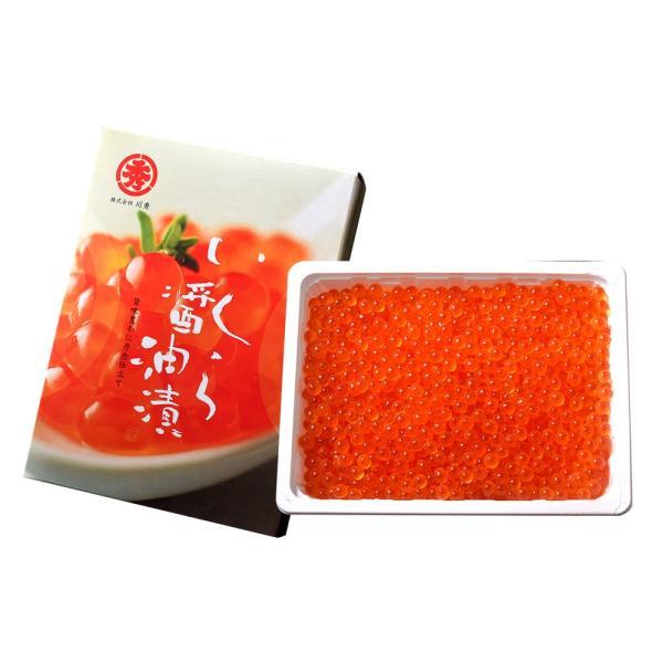 ギフト いくら イクラ 柔らか特大イクラ醤油 化粧箱入 青森加工 500g  お正月 誕生日 冷凍 送料無料|tsukiji-ichiba2|10