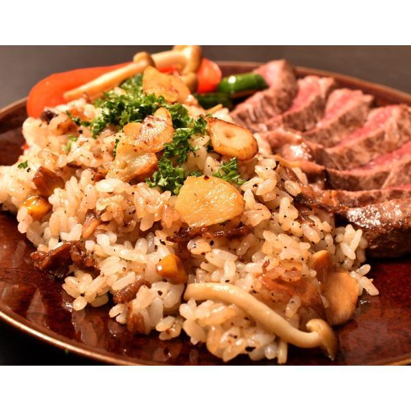 ご飯のお供 ガーリックライスの素 100g×5P 肉 牛肉 ガーリックライス 冷凍 冷凍同梱可能 送料無料 tsukiji-ichiba2 06