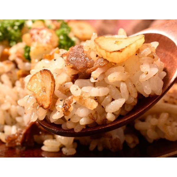 ご飯のお供 ガーリックライスの素 100g×5P 肉 牛肉 ガーリックライス 冷凍 冷凍同梱可能 送料無料 tsukiji-ichiba2 07