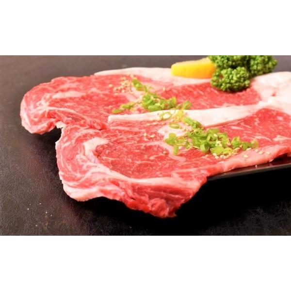 北のサーロインづくし 北海の黒 サーロイン ステーキ 2枚 計400g すき焼き 400g 焼肉用薄切り 2枚 計200g 合計1kg 冷凍 送料無料|tsukiji-ichiba2|07