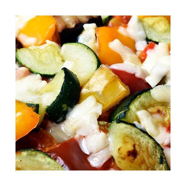 野菜ミックス 南イタリア産 グリル野菜ミックス ズッキーニ・黄ピーマン・赤ピーマン・ナス 大容量 1キロ 500g×2袋 冷凍同梱可能|tsukiji-ichiba2|10