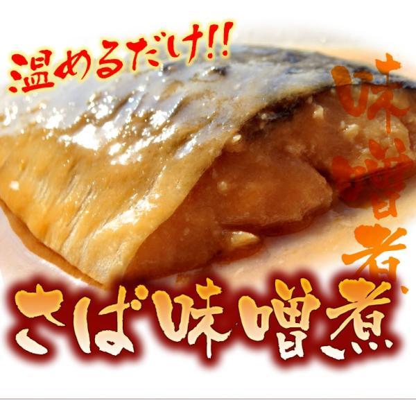 さば サバ 鯖 サバの味噌煮 95g×20パックセット 冷凍同梱不可 送料無料|tsukiji-ichiba2|03