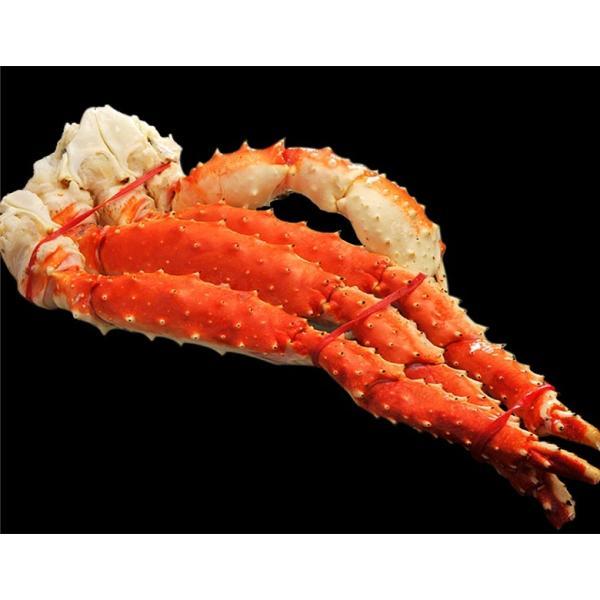 タラバ蟹 タラバガニ たらばがに ロシア産 特大 ボイル 1肩 約800g 2人前相当 送料無料 冷凍 たらば蟹 かに カニ 脚 タラバ|tsukiji-ichiba2