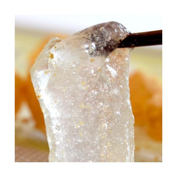 ぷるんぷるん わらび餅 たっぷり 1kg以上 (545g×2パック) なかないきな粉 おやつ 和スイーツ 冷凍 同梱可能 tsukiji-ichiba2 06