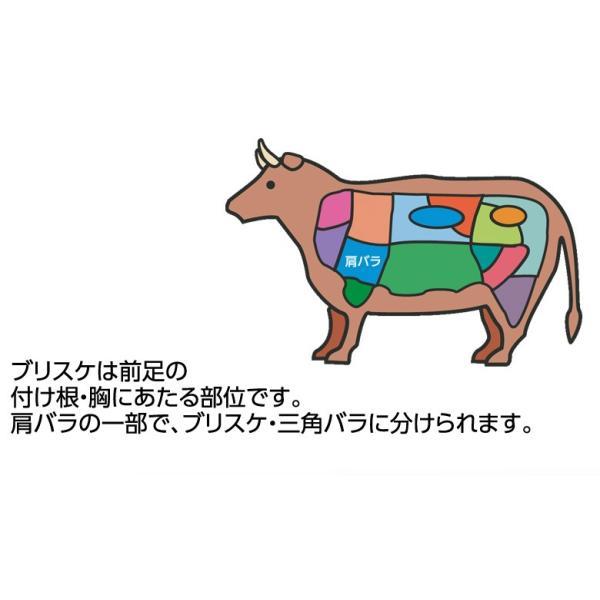 肉 牛肉 松阪 A4等級以上 松阪牛ブリスケ ブロック 約300g 冷凍同梱可能 tsukiji-ichiba2 06