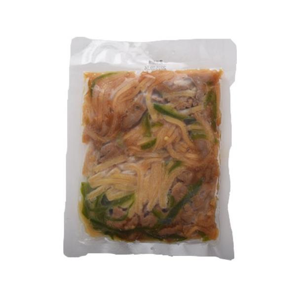 チンジャオロース 陳建一監修 青椒肉絲丼 チンジャオロース丼の具 120g×3P 冷凍同梱可能 中華料理 レトルト あたためるだけ|tsukiji-ichiba2|12