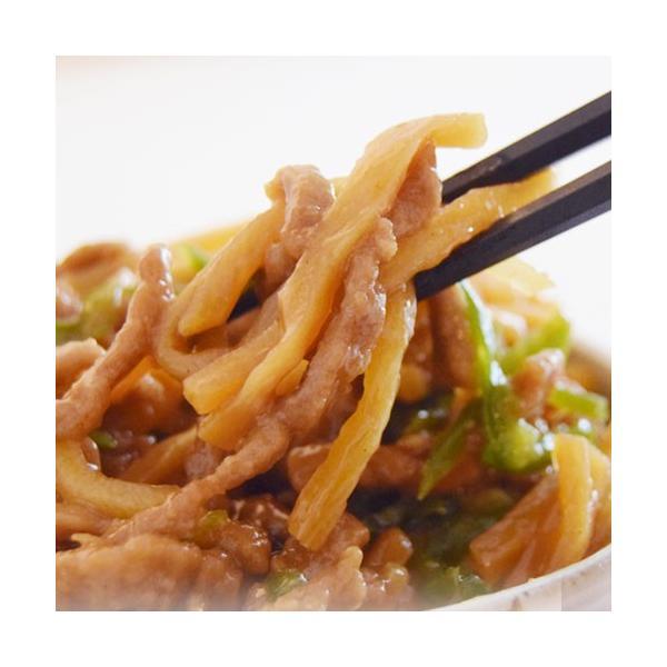 チンジャオロース 陳建一監修 青椒肉絲丼 チンジャオロース丼の具 120g×3P 冷凍同梱可能 中華料理 レトルト あたためるだけ|tsukiji-ichiba2|10