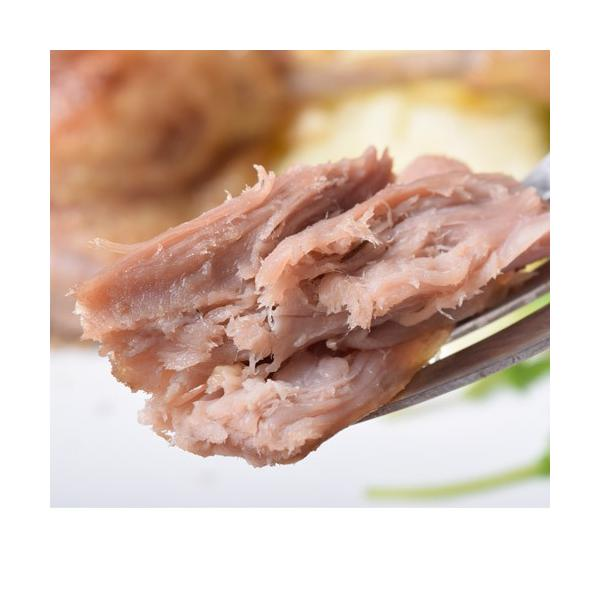 かも 鴨 カモ 鴨肉 鴨のコンフィ 2本 (200g×2パック) フレンチ 鴨肉 温めるだけ 冷凍 同梱可能|tsukiji-ichiba2|04