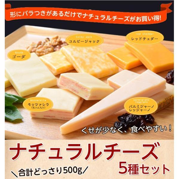 訳あり チーズ 不揃い 送料無料 ナチュラルチーズ5種セット 500g 冷凍同梱不可|tsukiji-ichiba2|08