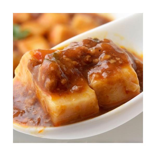 送料無料 陳建一 監修 5年熟成 豆板醤 本格 麻婆豆腐 150g×10パック 四川 花椒 中華料理 冷凍 同梱不可|tsukiji-ichiba2|05