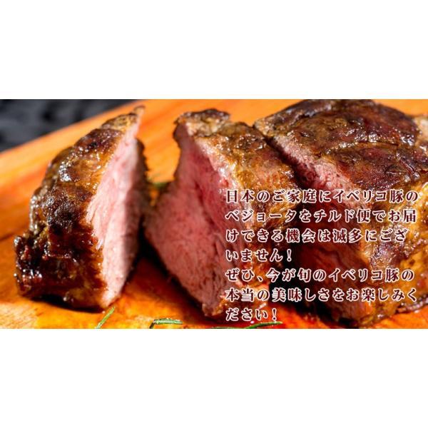 生イベリコ豚 ベジョータ 肩ロース ブロック 約500g スペイン産 フレッシュ イベリコ 豚肉 冷蔵 同梱不可 tsukiji-ichiba2 06