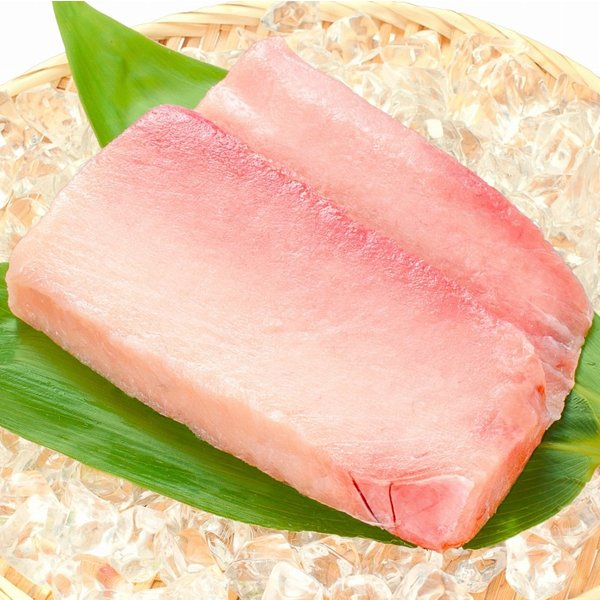 トロびんちょうまぐろ 1kg (ビンチョウマグロ トロビンチョウ びんとろ ビントロ まぐろ マグロ 鮪 刺身)|tsukiji-ousama|02