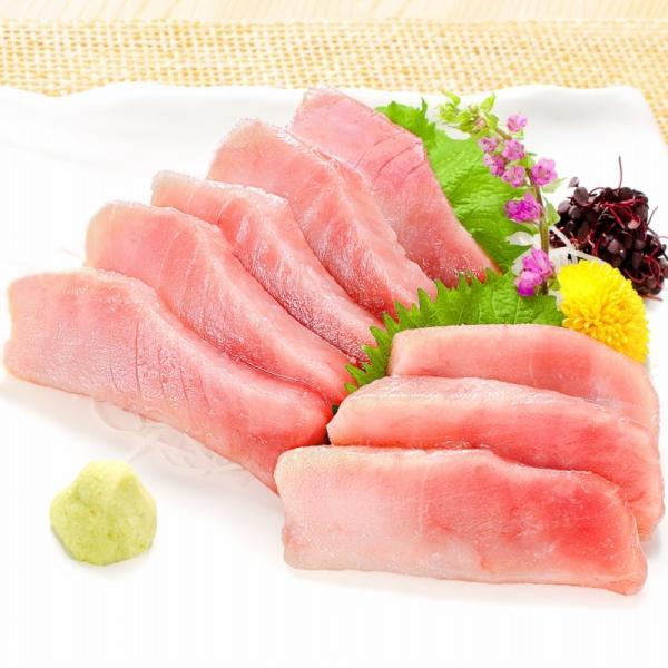 トロびんちょうまぐろ 1kg (ビンチョウマグロ トロビンチョウ びんとろ ビントロ まぐろ マグロ 鮪 刺身)|tsukiji-ousama|03