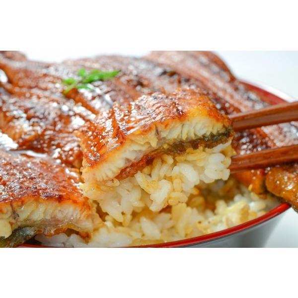 超特大 うなぎ 蒲焼き 平均330g前後×4尾 タレ付き (中国産 うなぎ ウナギ 鰻)|tsukiji-ousama|07