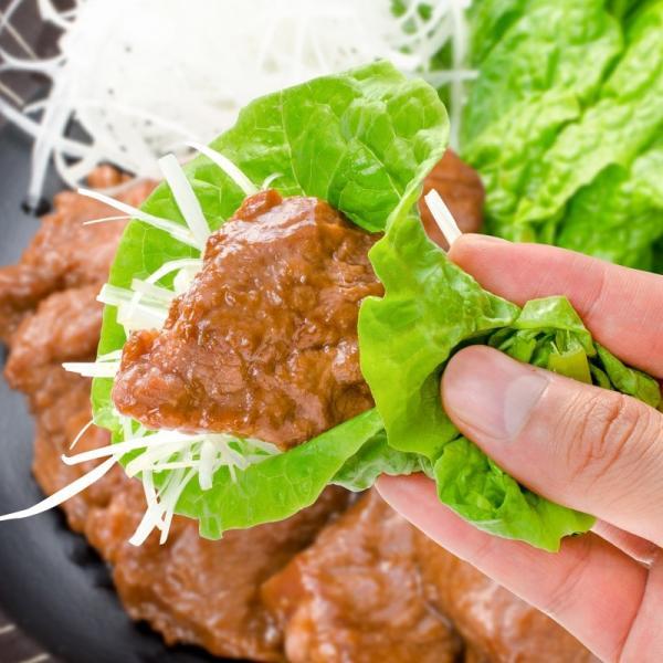 牛ロース ロース 焼肉 合計 1.5kg 500g×3パック 業務用 熟成牛 熟成肉 味付け ロース肉 牛肉 肉 お肉 鉄板焼き ステーキ BBQ ギフト|tsukiji-ousama|15