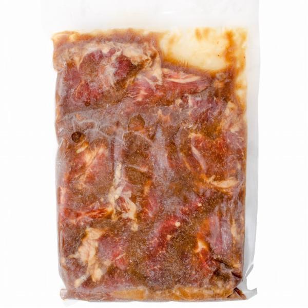 牛ロース ロース 焼肉 合計 1.5kg 500g×3パック 業務用 熟成牛 熟成肉 味付け ロース肉 牛肉 肉 お肉 鉄板焼き ステーキ BBQ ギフト|tsukiji-ousama|19