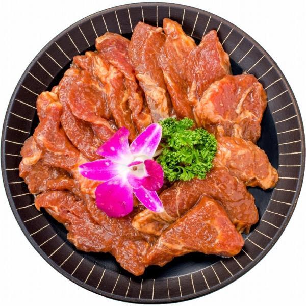 牛ロース ロース 焼肉 合計 1.5kg 500g×3パック 業務用 熟成牛 熟成肉 味付け ロース肉 牛肉 肉 お肉 鉄板焼き ステーキ BBQ ギフト|tsukiji-ousama|08