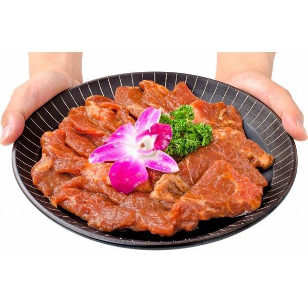 牛ロース ロース 焼肉 合計 1.5kg 500g×3パック 業務用 熟成牛 熟成肉 味付け ロース肉 牛肉 肉 お肉 鉄板焼き ステーキ BBQ ギフト|tsukiji-ousama|10