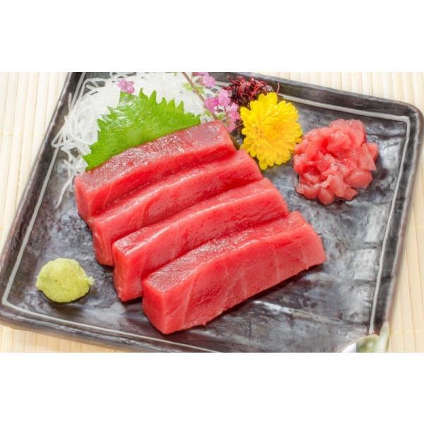 (マグロ まぐろ 鮪) 本まぐろ 赤身 200g (本マグロ 本鮪 刺身)|tsukiji-ousama|11