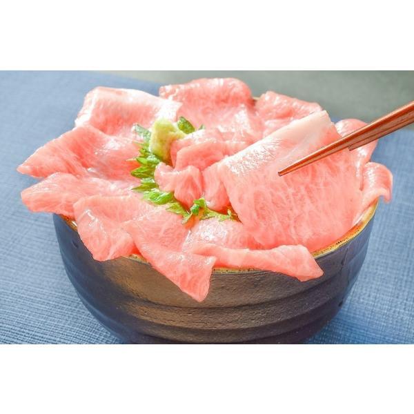 (マグロ まぐろ 鮪) 本まぐろ 大トロ 200g&赤身200gセット (本マグロ 本鮪 刺身)|tsukiji-ousama|06