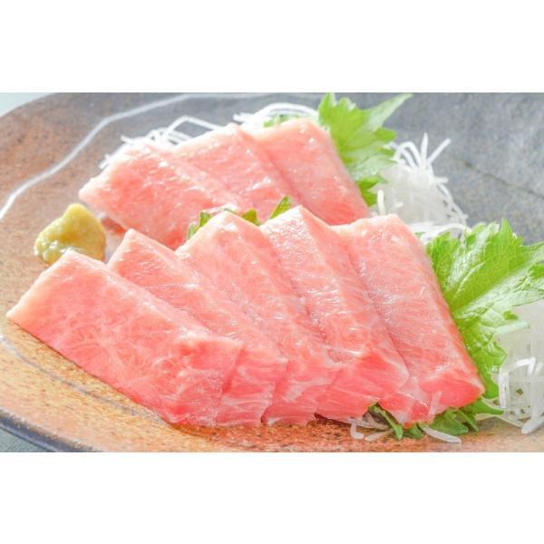 (マグロ まぐろ 鮪) 本まぐろ 大トロ 200g&赤身200gセット (本マグロ 本鮪 刺身)|tsukiji-ousama|07