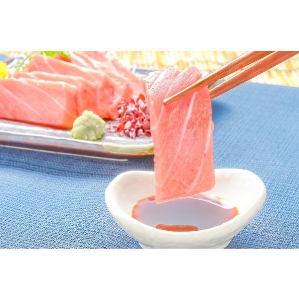 (マグロ まぐろ 鮪) 本まぐろ 大トロ 200g&赤身200gセット (本マグロ 本鮪 刺身) tsukiji-ousama 08