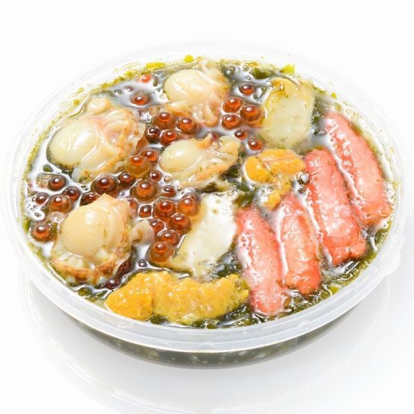 海鮮極め漬(250g×1・約2人前)|tsukiji-ousama|03