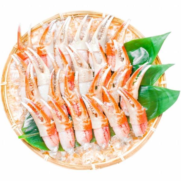 かにセット かにざんまい 松 タラバガニ 5L 1肩 1kg ズワイガニ ポーション 5L 500g 特大 かに爪 4L 1kg 特大 毛がに 570g 1尾 正規品 かに カニ 蟹 お歳暮|tsukiji-ousama|12