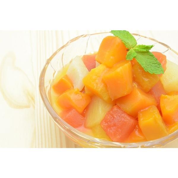 マンゴー 冷凍マンゴー 合計1kg 500g×2パック カットマンゴー 冷凍フルーツ ヨナナス|tsukiji-ousama|08