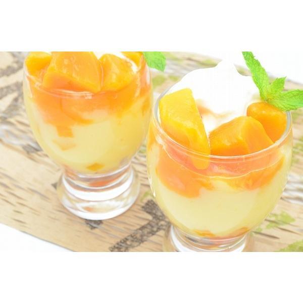 マンゴー 冷凍マンゴー 合計2kg 500g×4パック カットマンゴー 冷凍フルーツ ヨナナス|tsukiji-ousama|04