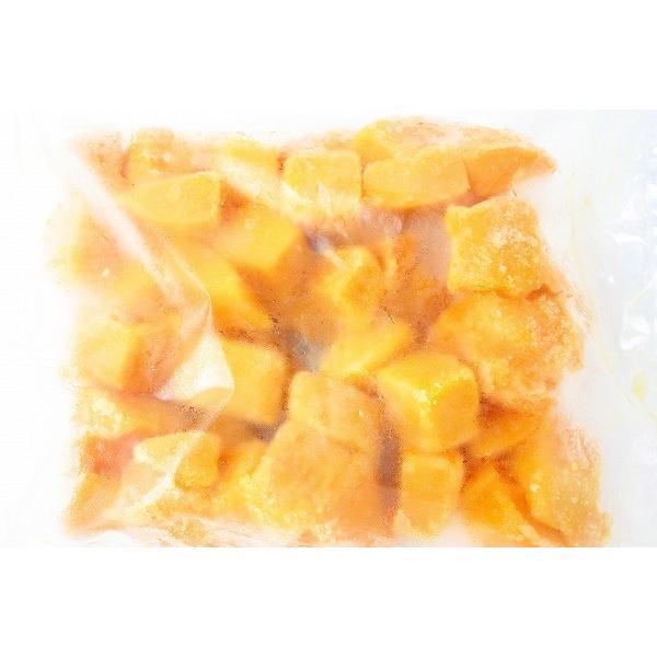 マンゴー 冷凍マンゴー 合計2kg 500g×4パック カットマンゴー 冷凍フルーツ ヨナナス|tsukiji-ousama|09