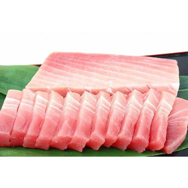 メバチマグロ メバチまぐろ 中トロ(上)1kg (まぐろ マグロ 鮪 刺身) tsukiji-ousama 02