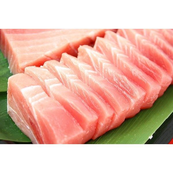 メバチマグロ メバチまぐろ 中トロ(上)1kg (まぐろ マグロ 鮪 刺身) tsukiji-ousama 03