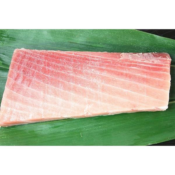 メバチマグロ メバチまぐろ 中トロ(上)1kg (まぐろ マグロ 鮪 刺身) tsukiji-ousama 07