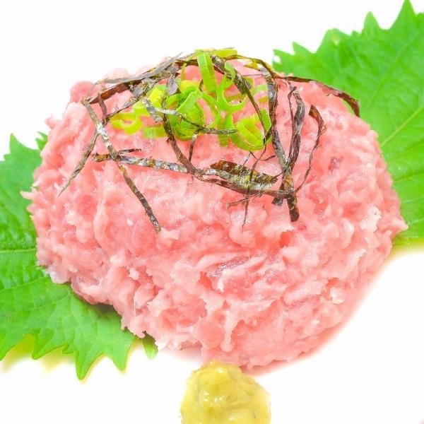 ネギトロ 王様のネギトロ 500g ネギトロ ねぎとろ マグロ まぐろ 鮪 刺身 海鮮丼|tsukiji-ousama|06