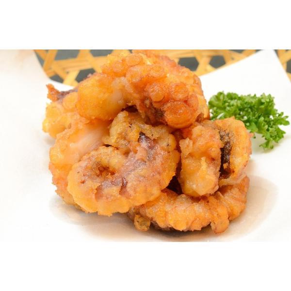 たこ唐揚げ タコから揚げ 1kg (タコ たこ 蛸) tsukiji-ousama 02