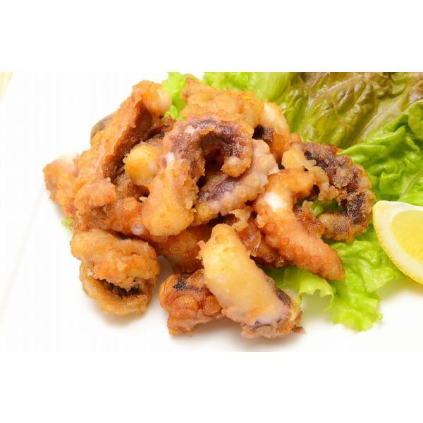 たこ唐揚げ タコから揚げ 1kg (タコ たこ 蛸)|tsukiji-ousama|03