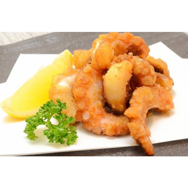 たこ唐揚げ タコから揚げ 1kg (タコ たこ 蛸)|tsukiji-ousama|06