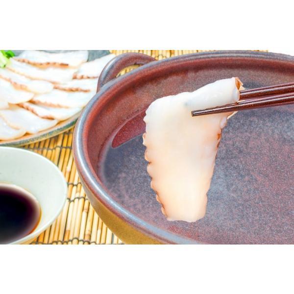 生たこ(たこしゃぶ 寿司ネタ用スライス20枚)(タコ たこ 蛸)|tsukiji-ousama|12