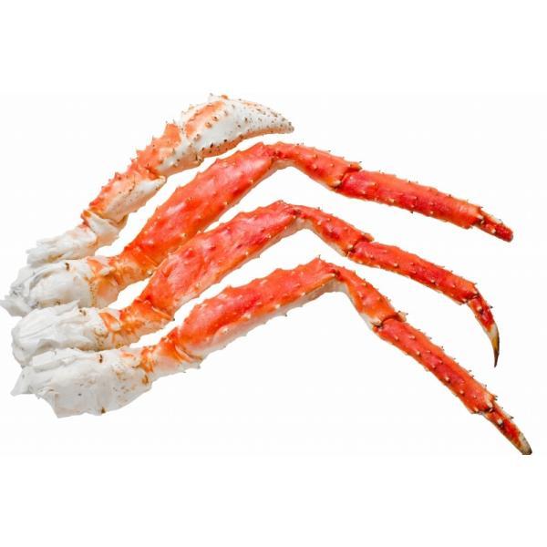 タラバガニ たらばがに 特大 極太 5L 1kg ×2肩 セット 合計 2kg 前後 足 脚 肩 セクション 正規品 かに カニ 蟹 ボイル 冷凍 かに鍋 焼きガニ tsukiji-ousama 12