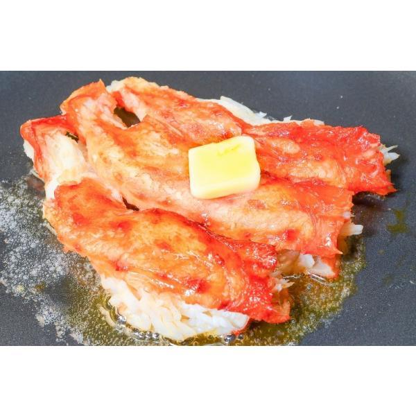 タラバガニ たらばがに 特大 極太 5L 1kg ×2肩 セット 合計 2kg 前後 足 脚 肩 セクション 正規品 かに カニ 蟹 ボイル 冷凍 かに鍋 焼きガニ|tsukiji-ousama|15