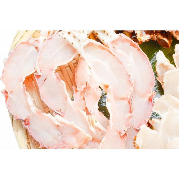 (訳あり 訳アリ わけあり ワケアリ)鍋だし用 生タラバガニ たらばがに 1kg カット済み 切り落とし 端材 加熱用 かに鍋 焼きガニ 鍋セット かに カニ 蟹 tsukiji-ousama 04