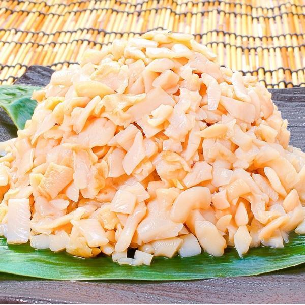 (訳あり わけあり ワケあり)つぶ貝 お刺身用つぶ貝切り落とし500g むき身|tsukiji-ousama|02